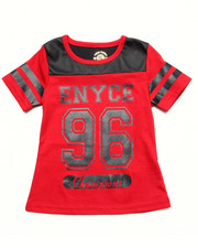 Tops - ENYCE CHAMPION TEE (4-6X)