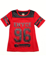 Tops - ENYCE CHAMPION TEE (7-16)