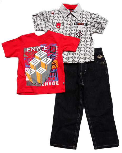 Enyce Black Sets