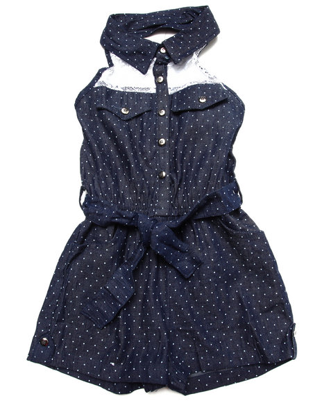 Dollhouse Rompers