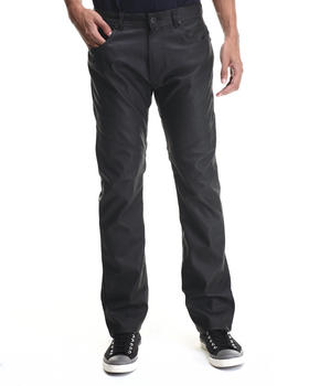 Buyers Picks - Full Faux Leather Slim/Straight Fit pants