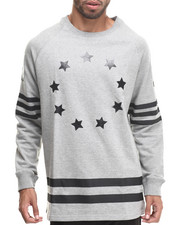 Men - Athletica Stars Crewneck sweatshirt