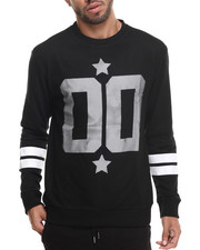 Men - Athletic Mesh detail sweatshirt