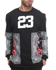 Buyers Picks - Bandana 23 Crewneck Sweatshirt