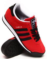 Adidas - Samoa Nubuck Sneakers