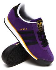 Sneakers - Samoa Nubuck Sneakers