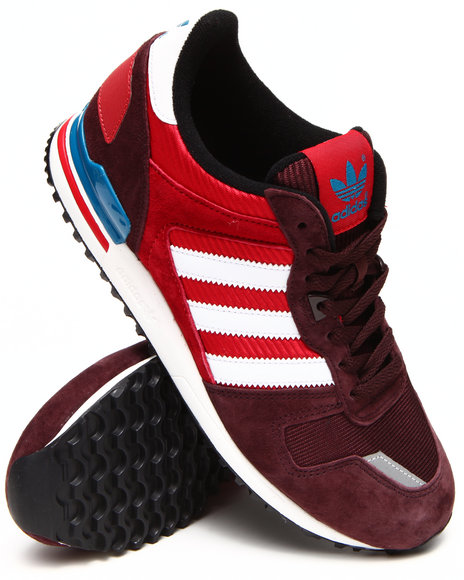 Adidas - Men Red Zx 700 Sneakers