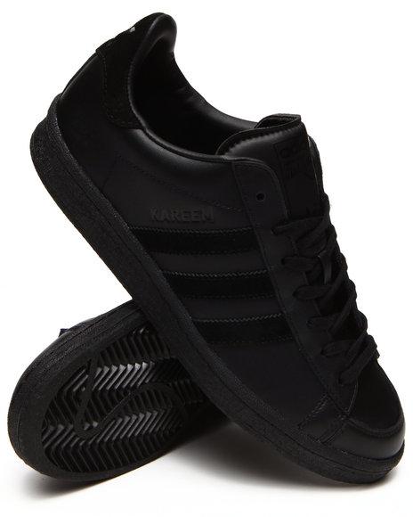 Adidas - Men Black Jabbar Lo Sneakers