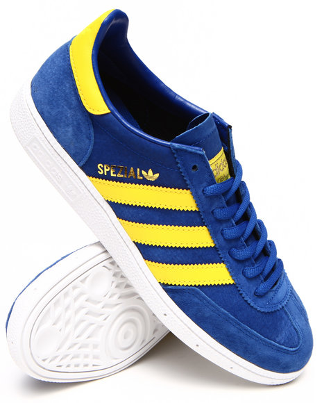 Adidas - Men Blue Spezial Sneakers
