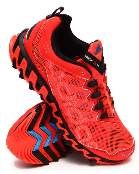 Adidas - Men Red Vigor 4 Tr N Sneakers