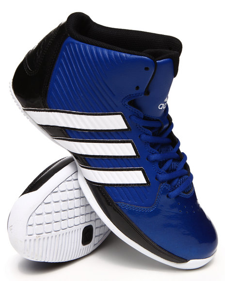 Adidas - Men Blue Commander Td 5 Sneakers