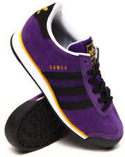 Adidas - L.A. Lakers Samoa J Sneakers (3.5-7)