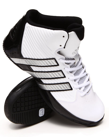 Adidas - Men White Commander Td 5 Sneakers - $62.99