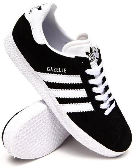 Adidas - Men Black Gazelle Ii Sneakers