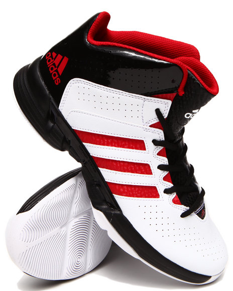 Adidas - Men White Cross Em 3 Sneakers - $65.00