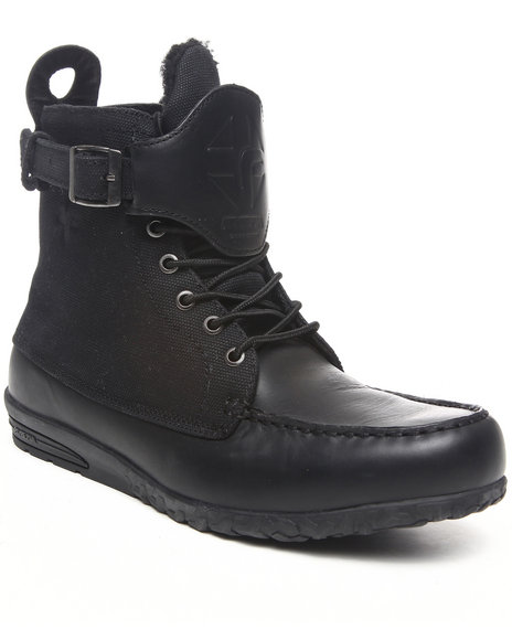 Psyberia - Men Black Endura Boot