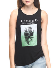 Tops - High Till I die Tank Tee