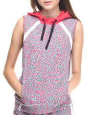 Women - True Grit Sleeveless Hoodie