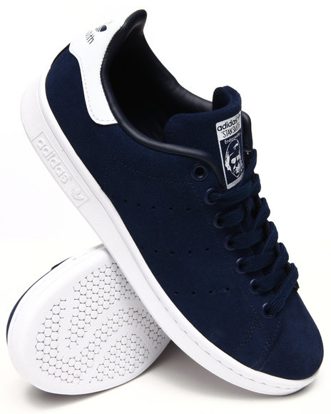 Adidas - Men Navy Stan Smith Sneakers