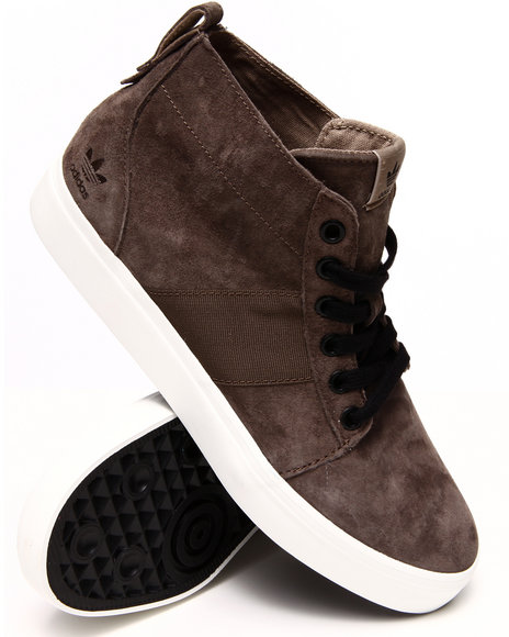 Adidas - Men Brown Army Tr Chukka Sneakers - $67.99