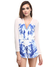 Women - LOVE ON TOP ROMPER