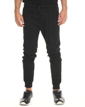 Basic Essentials - Fleece Jogger Pant w/drawstring waist