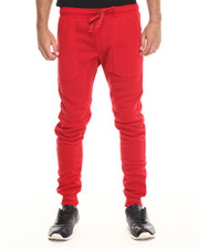 Men - Fleece Jogger Pant w/drawstring waist