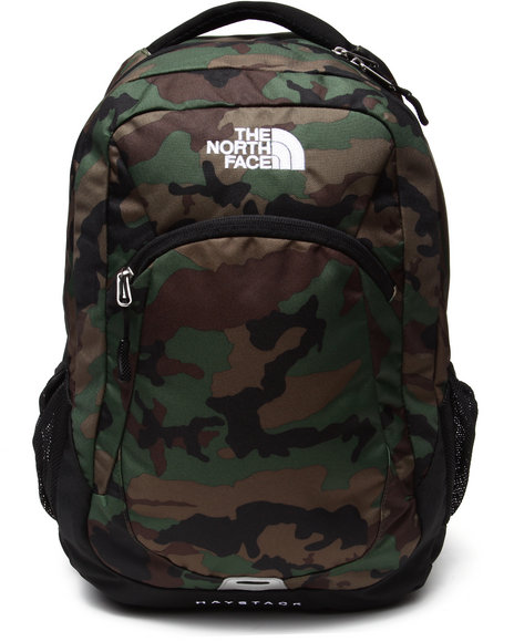 The North Face Men Haystack Backpack Green