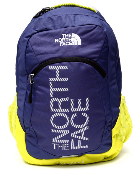 The North Face Women Haystack Molder Shoulder Strap Backpack Lime Green