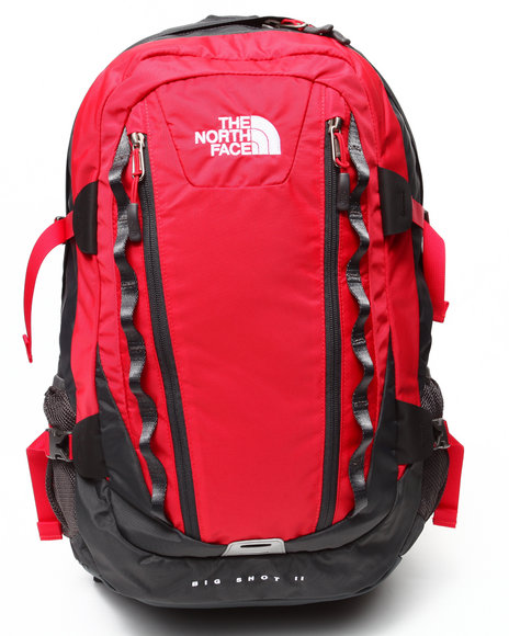 The North Face Men Big Shot Ii Backpack Red