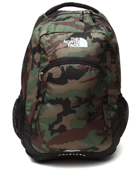 The North Face Men Haystack Backpack Camo