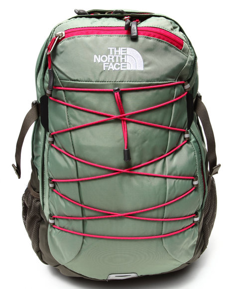 The North Face Women's Borealis Backpack Green