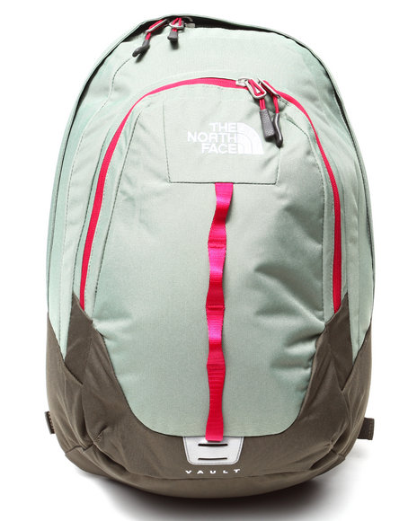 The North Face Women's Vault Backpack Green