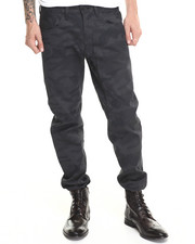 G-STAR - A Crotch Tapered Camo Pant