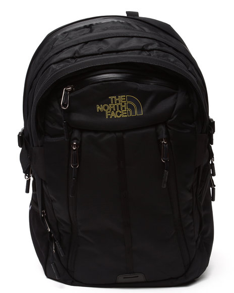 The North Face Men Surge Ii Charged Backpack Black