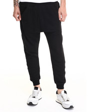 Publish - THRILLOT Knit Drop Crotch Pants