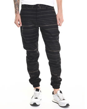 DJP OUTLET - AARON Gradient Stripe Jogger