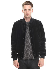 G-STAR - Wearlent Velour Bomber