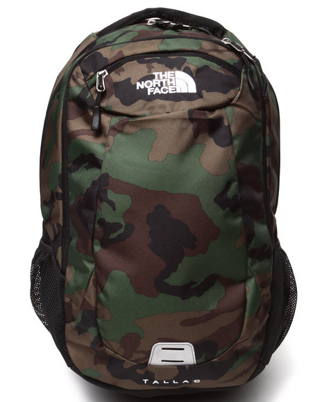 The North Face Men Tallac Backpack Green