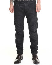G-STAR - 5620 3d Low Tapered Knee Detail Jean