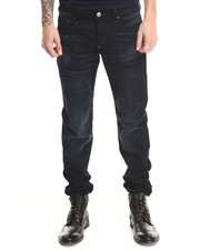 Straight - Attacc Low Straight Zip PCKT Jean