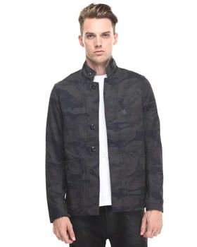 G-STAR - A Crotch 3d Cropped Camo Blazer