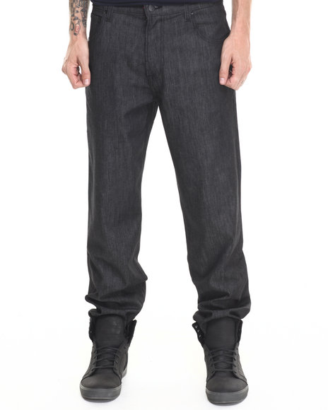 Lrg - Men Black Core Classic 47 - Fit Denim Jeans