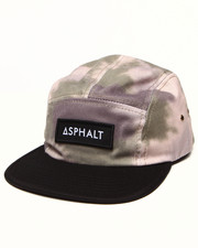 Hats - Sky High Tie Dye Conceal Camp Cap