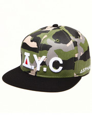 Hats - Hunt Snapback Cap
