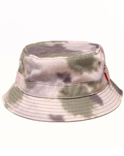 Hats - Sky High Tie Dye Conceal Bucket Hat