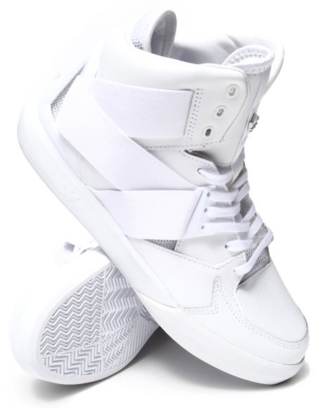 Adidas - Men White C-10 Sneakers - $82.99