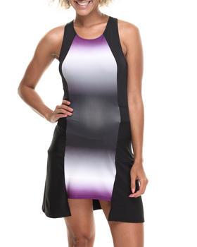 Baby Phat - Open Back Sublimated Skater Dress