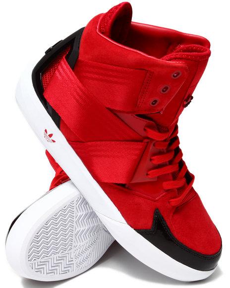 Adidas - Men Black,Red C-10 Sneakers