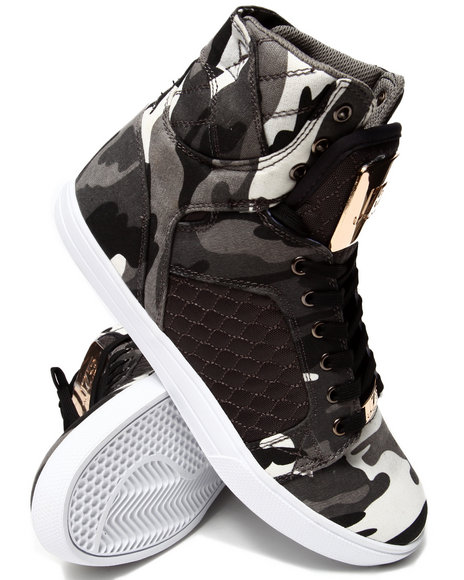 J by Jump Camo Sneakers